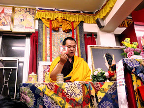 Green Tara Empowerment conducted by H.E. The 4th Karma Khenchen Rinpoche at Karma Samten Ling (H.K.) Buddhist Centre (Sat, 21 Feb 2009)