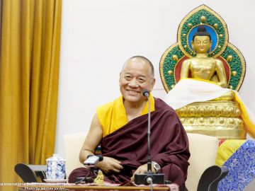 Khenpo Chodrak