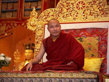 Karmapa thu 17