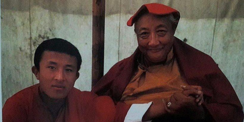 Dzongsar Khyentse Rinpoche & Kyabje Dilgo Khyentse Rinpoche