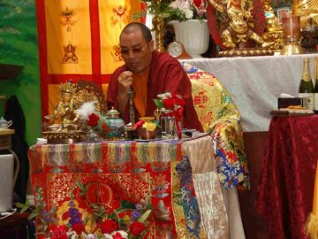 Hungkar Dorje Rinpoche40