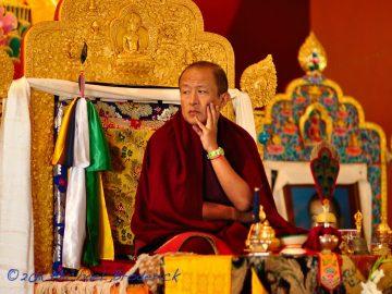 Kyabje Dzongsar Khyentse Rinpoche