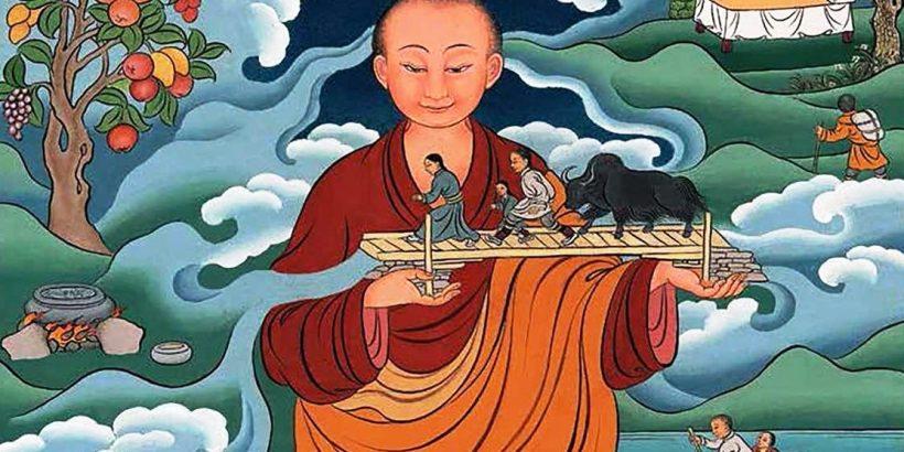 Shantideva (寂天菩萨) 23.