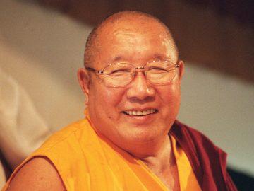 Đức Pháp vương Penor Rinpoche (1932 – 2009)
