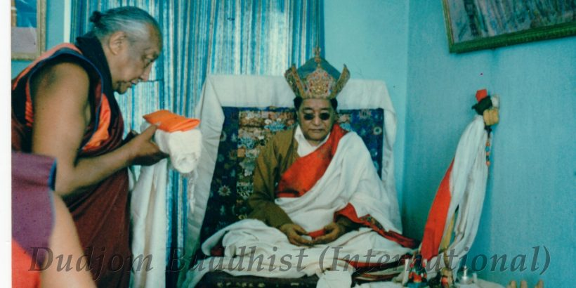 HH-Dudjom-Rinpoche-with-HH-Dilgo-Khyentse-Rinpoche-1