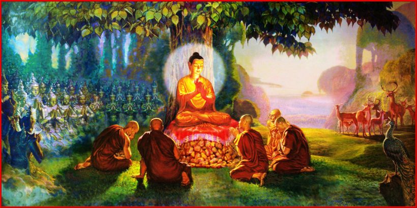 Buddha-teaching
