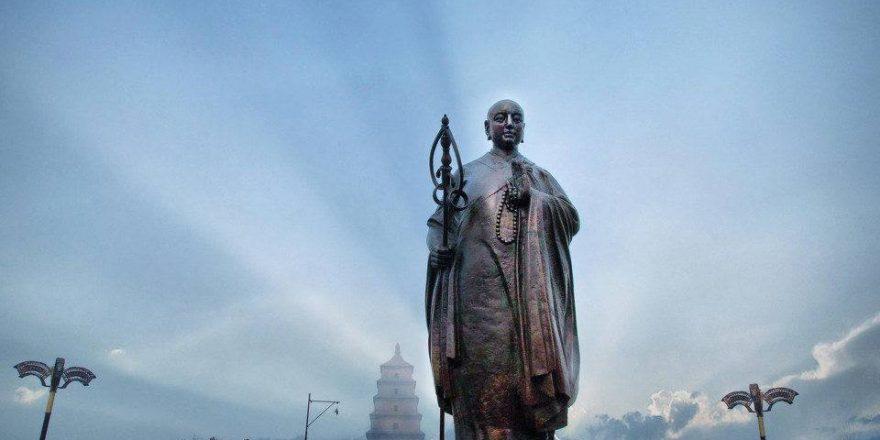 Pháp sư Huyền Trang - Một Cao tăng Trung Quốc, một trong bốn dịch giả lớn nhất, chuyên dịch kinh sách Phạn ngữ ra tiếng Hán